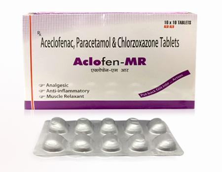 ACLOFEN  MR
