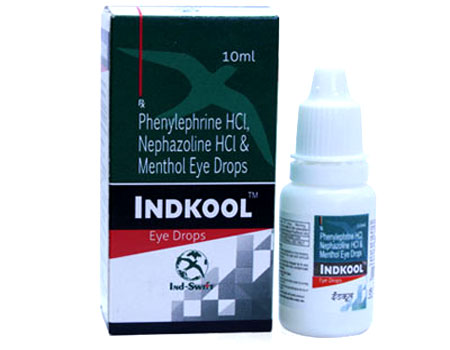 INDKOOL EYE DROP 10ML
