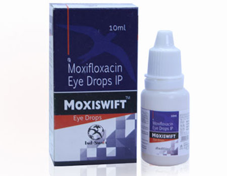 MOXISWIFT EYE DROPS