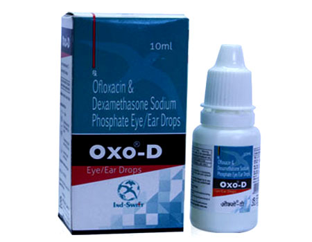 OXO-D EYE/EAR DROPS