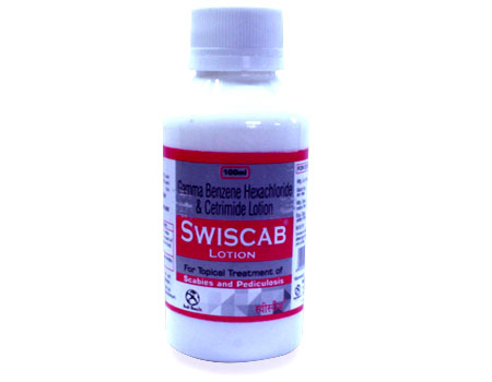 SWISCAB LOTION